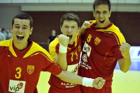 Serbia-Macedonia mladi