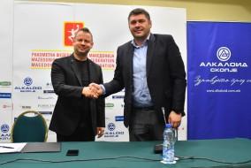 Данило Брестовац прес за селектор