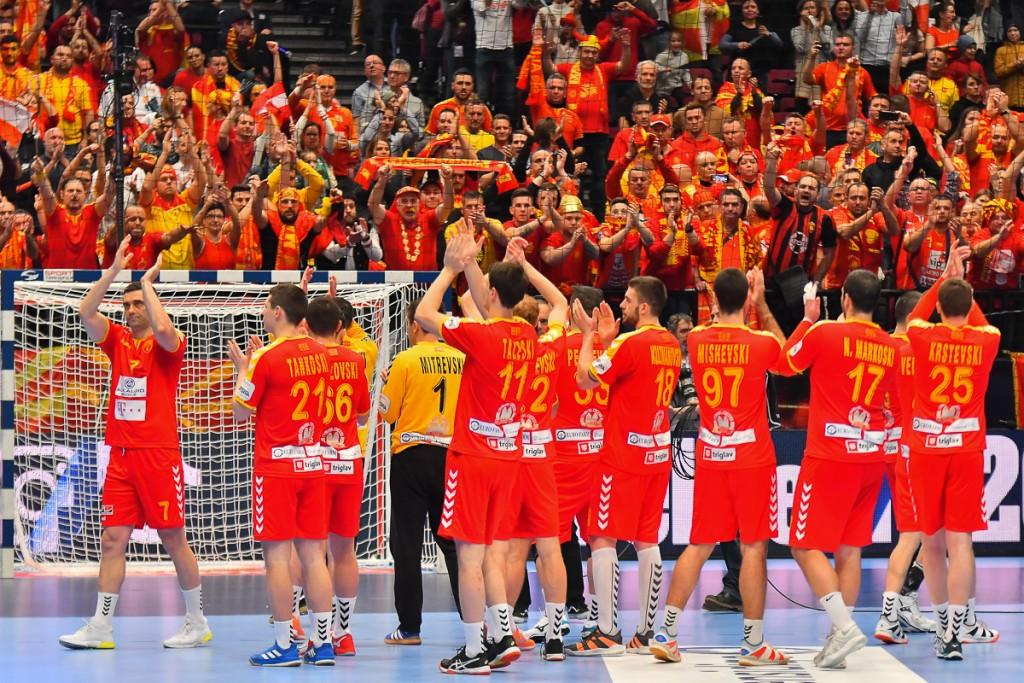 EHF EURO 2020 (rakomet) Makedonija-Avstrija 14.01.2020-7130